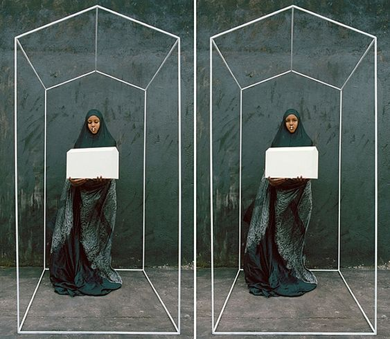 Cultura, religião e misticismo nas fotografias de Maïmouna