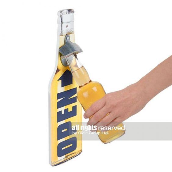 Отварачка за бутилки за стена
