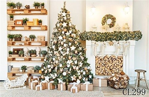 7/×5ft Backdrop Science Party Background Wall Drop Background Studio Props Christmas Decoration Backdrop Photo Studio Props Outdoor Photography Background Banner 3D Photo Backdrops