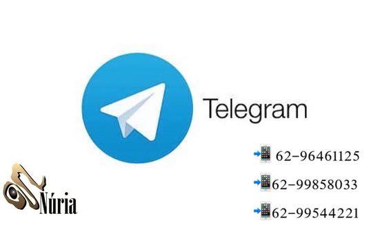 Meninas chamem por aqui!!! #telegram  #nuriasemijoias #NúriaSemijoiasStMarista by nuriasemijoiasoficial