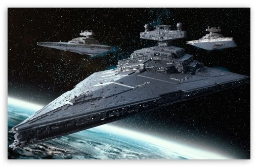 Imperial Class Star Destroyer Hd Wallpaper For 4k Uhd Widescreen Desktop Smartphone Star Destroyer Wallpaper Star Wars Wallpaper Star Wars Spaceships