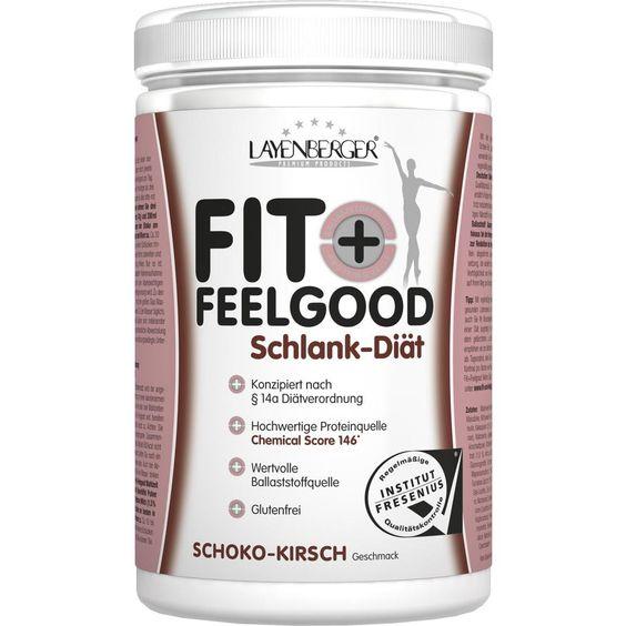 #LAYENBERGER Fit+Feelg.Schlank-Diät Schoko-Kirsch rezeptfrei im Shop der pharma24 Apotheken