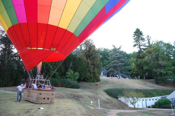 Buena Vista Colorado Balloon Festival | Décollage du Domaine de Beauvois, à…
