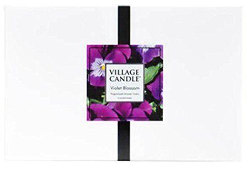 The Village Company Village Candle Violet Blossom Drawer Liners Violet Blossom Scent Pack Of 6 Scented In 2020 Village Candle Scented Drawer Liner Fragrance Design
