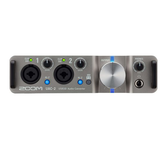 Zoom UAC-2 Audio-Konverter      #Zoom #Zoom UAC-2 #Audio / Midi Hardware  Hier klicken, um weiterzulesen.