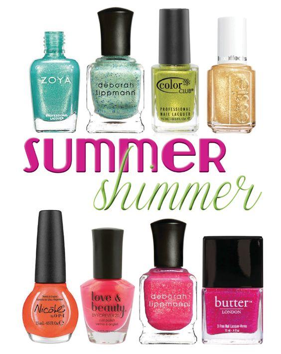 Summer Shimmer