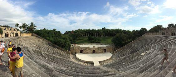 Anfiteatro Los Altos de Chávon