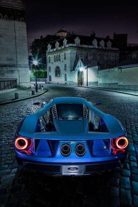 Ford GT 2017 Paris 10