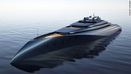 Pictures Of The Most Expensive Yachts