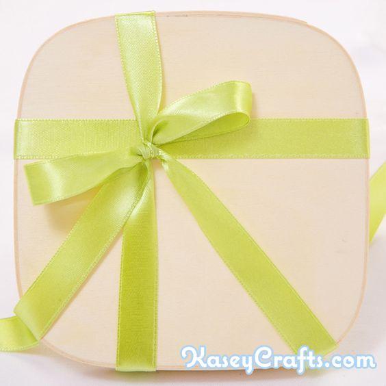 Lime Green Ribbon, Polypropylene Satin, Single Face, 1/2″ (12mm)