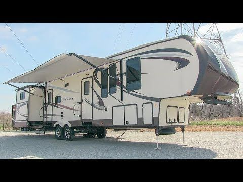 2015 Forest River Sierra 365saq Bunkhouse 5th Wheel 4 Slides Bath Half Floor Plan Sleeps 12 For Sal Louisville Kentucky Louisville Ky 5th Wheels For Sale