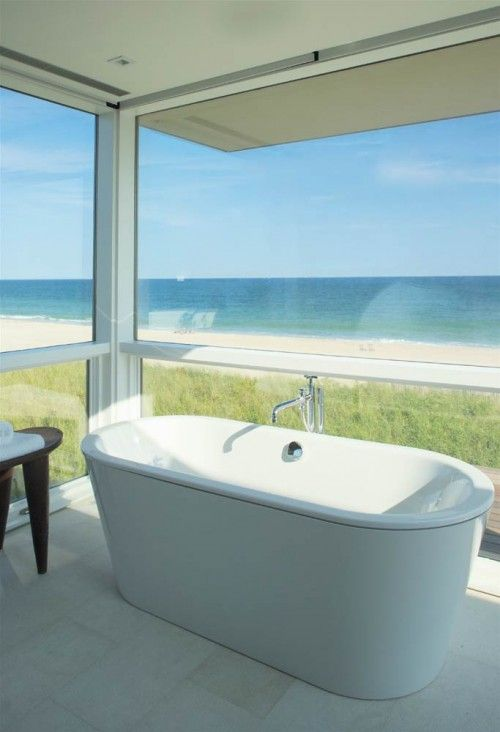 Tub ... on second thought ... VIEW!