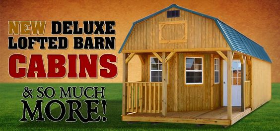 BACKYARD OUTFITTERS STORAGE SHEDS PORTABLE BUILDINGS CABINS GARAGES