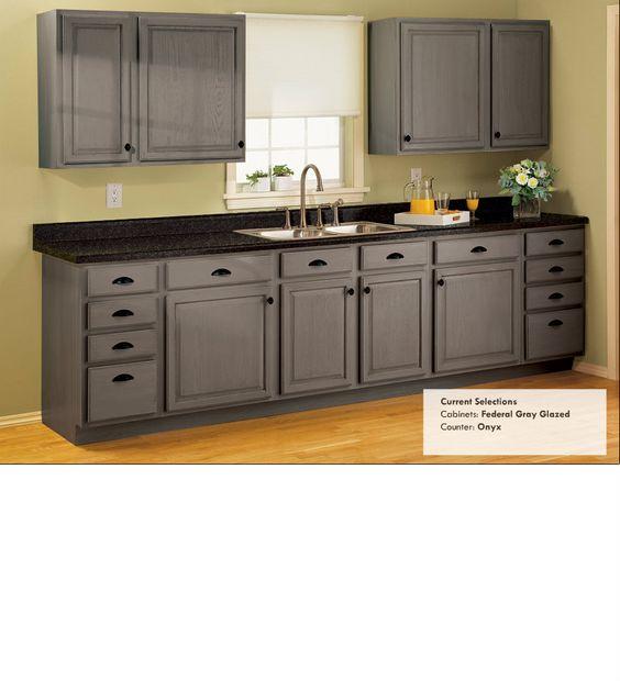 Rustoleum Countertop Paint Onyx : Diva?s Rust-Oleum Cabinet Transformation Rustoleum cabinet ...