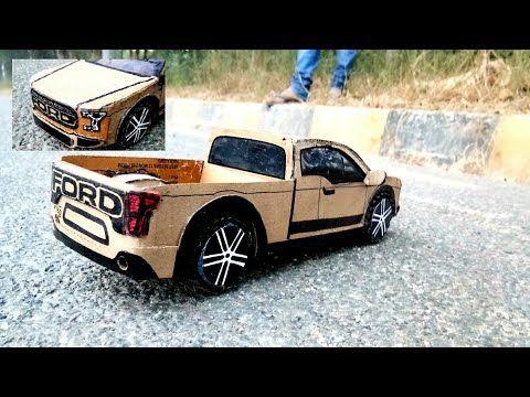 Wow Super Rc Dodge Challenger Srt How To Make Cardboard Dodge Diy Electric Toy Car Youtube Projetos De Carpintaria Brinquedos Carros