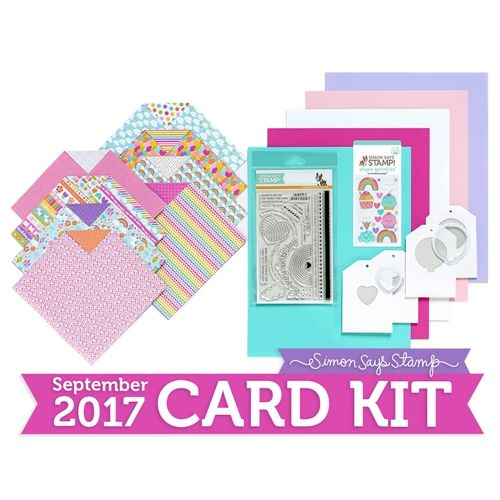Wonderful Genial Say Hello To Our Oh So Colorful And Crazy Cute Card Kit For  September Best