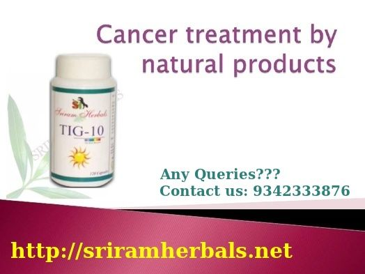 Sriram Herbals launched new Anticancer Product, one of the most effective anticancer drugs available in the market. Check out our other products: http://goo.gl/dnjuPZ