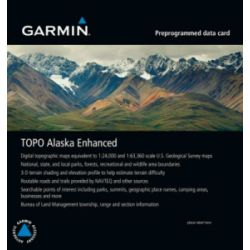 Garmin Topo Alaska Enhanced