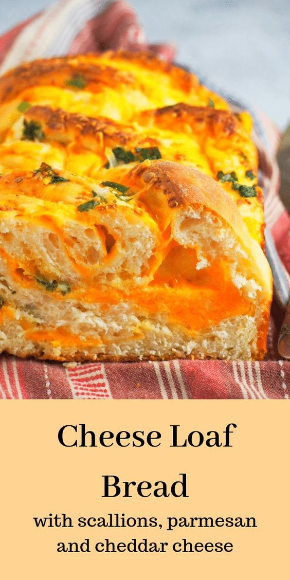 Cheese Loaf Bread