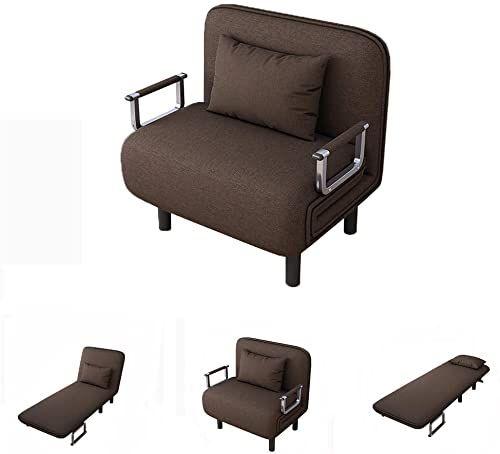 New Folding Sleeper Chair Bed Sofa Bed Single Sleeper Convertible