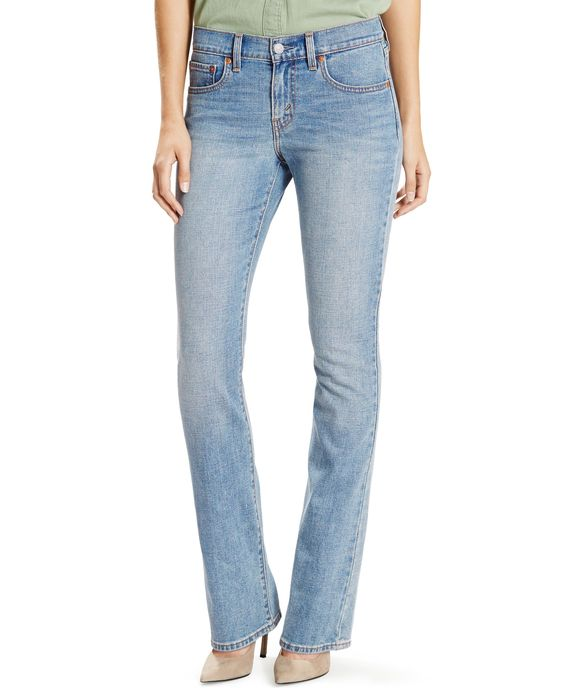 Levi's 415 Relaxed-Fit Bootcut Jeans, Road Trip Wash