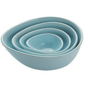 nesting mixing bowls • i just love nigella lawson