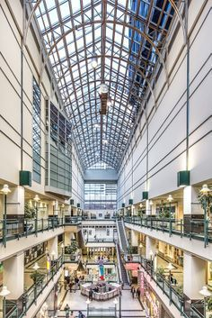 Eaton's Center Montreal