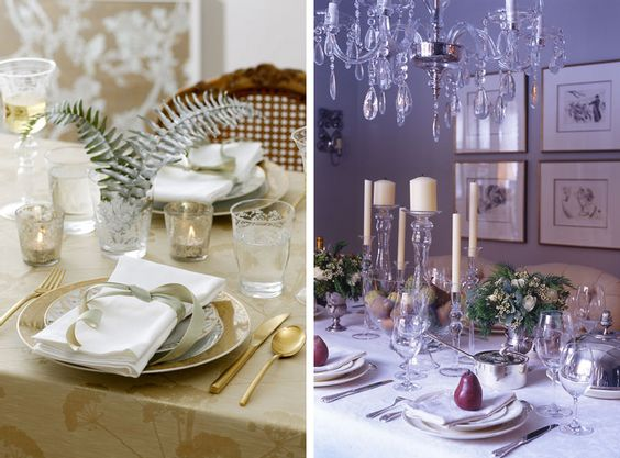 AMAZING CHRISTMAS TABLE ARRANGEMENTS | 37 Easy To Make Christmas Decorations | DigsDigs