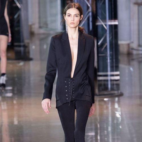 Tailleur pantalone: tendenze Inverno 2017 - #trend