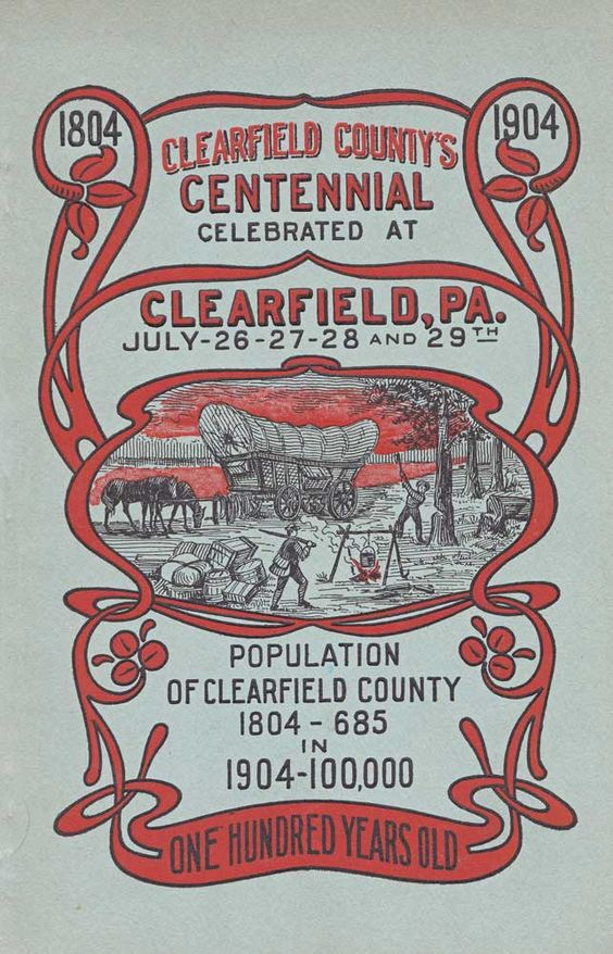 Clearfield County PAGenWeb Archives Aldrich Clearfield History