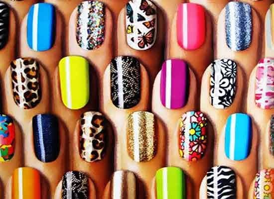 Stunning Nail Polish Design Ideas At Home Ideas - Amazing Design ...