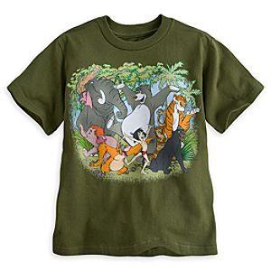 Disney The Jungle Book Tee for Boys | Disney Store