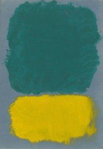 Mark Rothko, sans titre, 1968