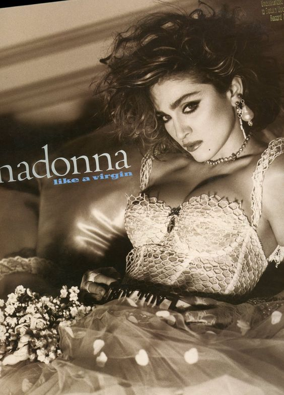 Madonna♥ This album and Michael Jackson Thriller was my first!!!