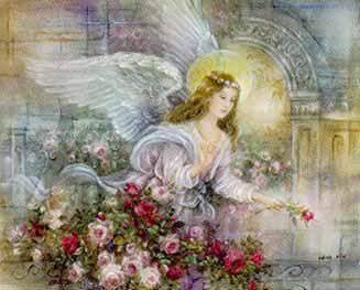 Angel of Love by Lena Liu