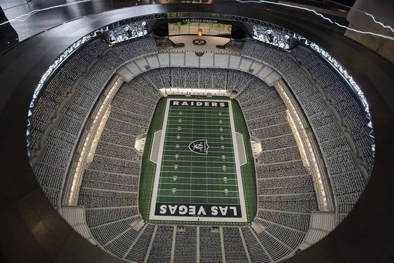 Las Vegas Raiders Stadium Club Psls To Cost Fans Up To 75k Each Stadium Nfl Stadiums Raiders