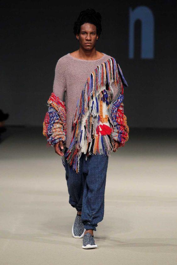 Male Fashion Trends: Lis Bazan Spring-Summer 2018 - Lima Fashion Week