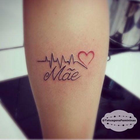 Feita pelo Tatuador/Tattoo Artist:  Rick_ktattooscp . ℐnspiração 〰 ℐnspiration . . #tattoo #tattoos #tatuagem #tatuaje #ink #tattooed #tattooer #tattooedgirls #mãe #mother #tatuagensfemininas