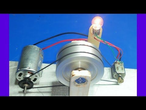 how to make a free energy generator