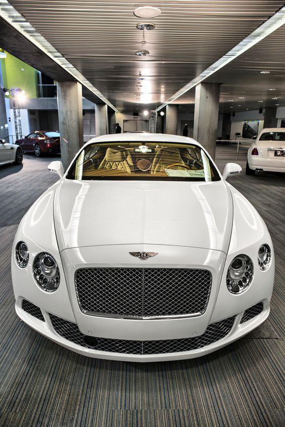 Bentley Continental GT.Luxury, amazing, fast, dream ...