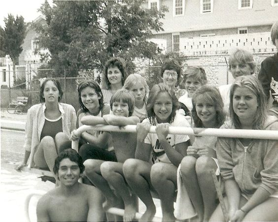 Perry Recreation back in the day. Do you see anyone you know ?: