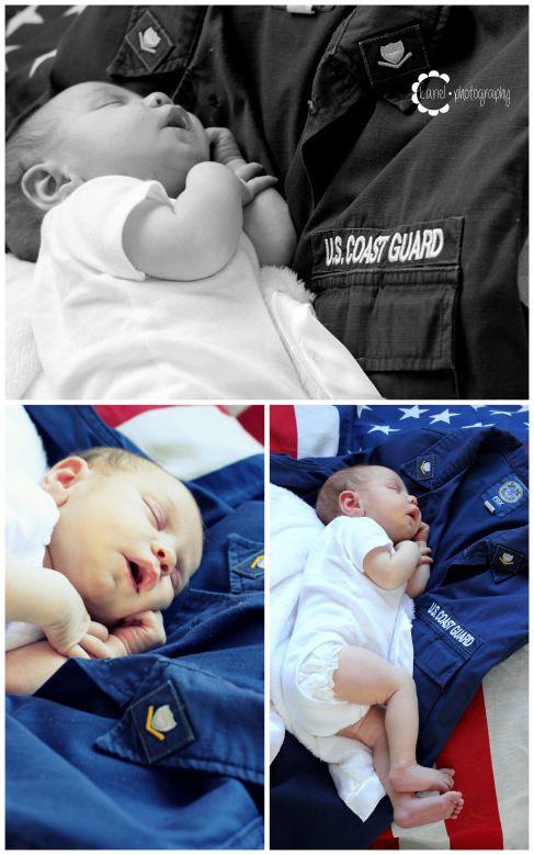 coast guard baby. k.ariel photography