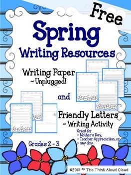 Friendly letter writing paper writing papers, teaching
