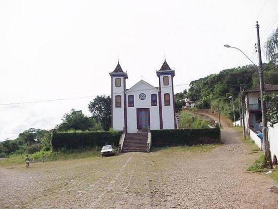 Serro, Minas Gerais - Brasil -Igreja Bom Jesus de Matozinhos