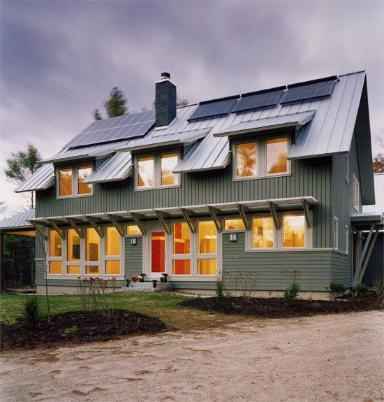 Freeport Leed Home Eco-Intelligent Architecture I Pinterest
