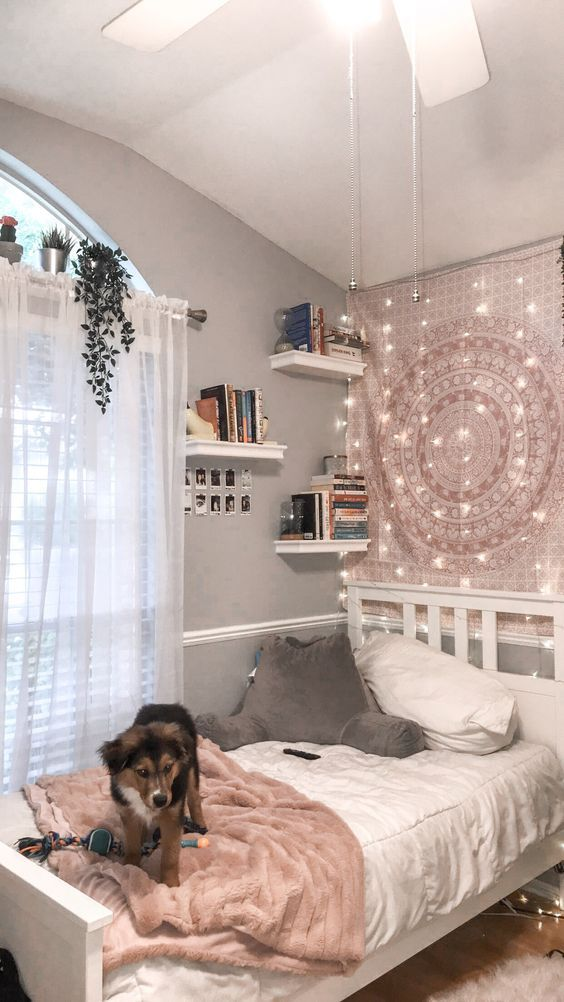 Sheet And Pillowcase Small Apartment Bedrooms Apartment Bedroom Design Pink Bedrooms