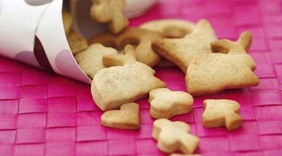 Simples biscoitos para as crianças - Bolsa de Mulher