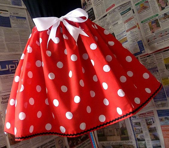 minnie mouse costume by rooby
