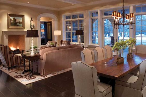 livingroom restaurant luxury living dining room combo living rooms and lounges pinterest a well furniture and 1371