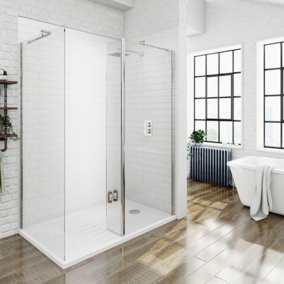 cabine de douche castorama en plexiglas pour la salle de bain - Douche Salle De Bain Castorama